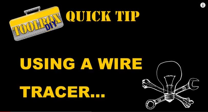 How To Find Wires